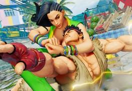 تعلم القتال بطور التدريب الخاص بلعبة Street Fighter V