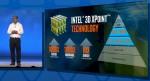 صور توضيحية لتقنية ذاكرة 3D XPoint