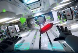 إحبس أنفاسك بالعرض الجديد للعبة الفضاء والنجاة Adr1ft