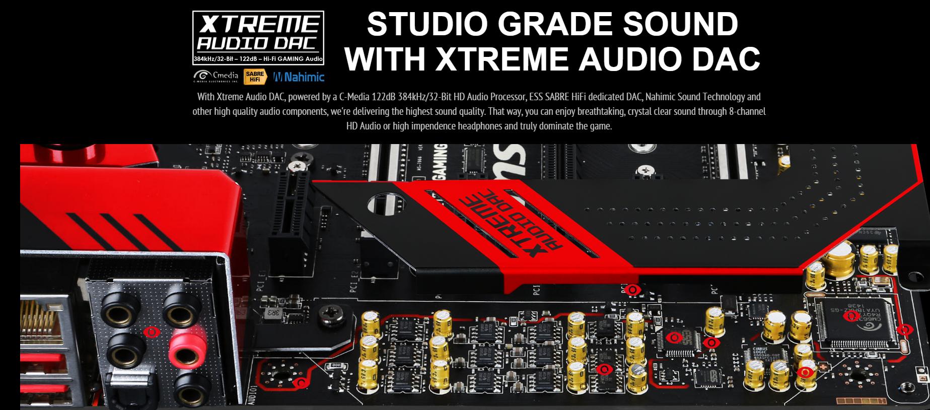 Xtreme Audio DAC