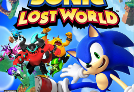 عرض إطلاق لعبة Sonic Lost World على منصة PC