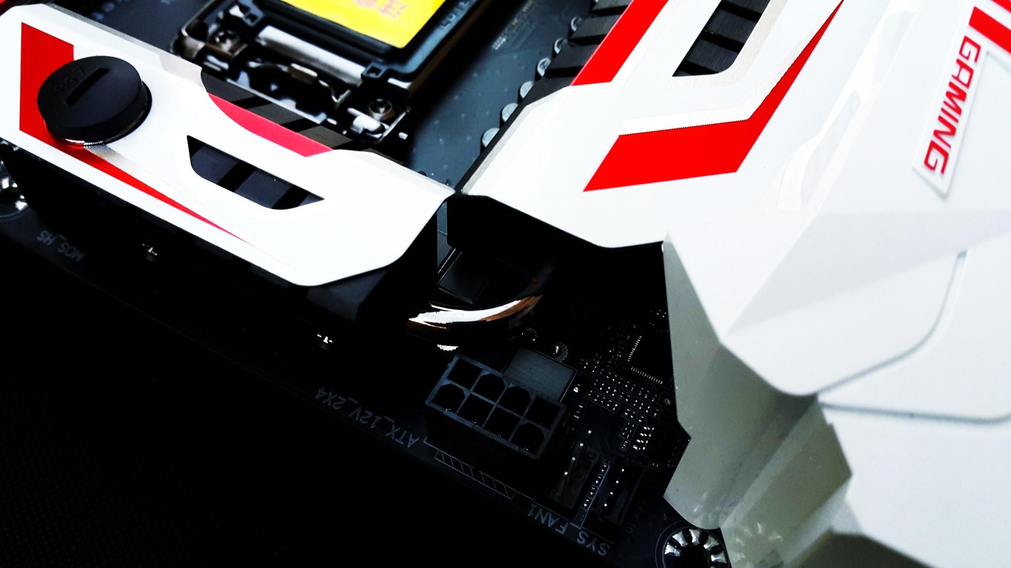 Gigabyte Z170X Gaming G1 8Pin