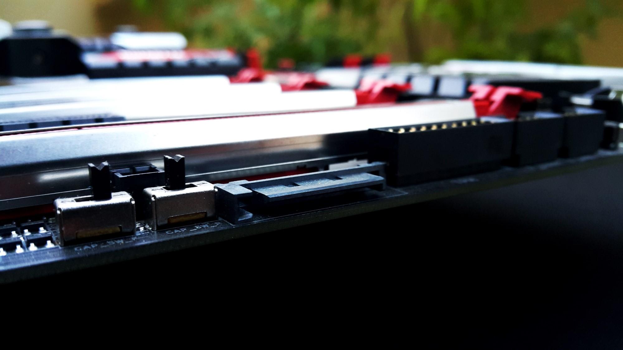 Gigabyte Z170X Gaming G1 PCI-E Power