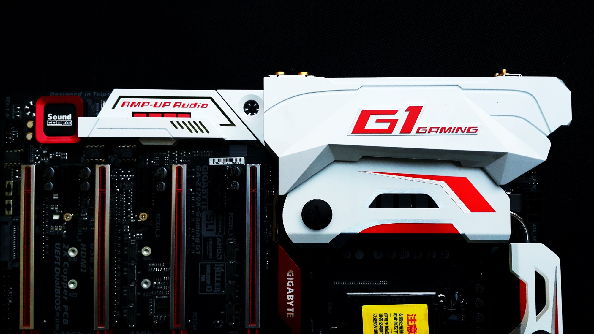 Gigabyte Z170X Gaming G1 Armor