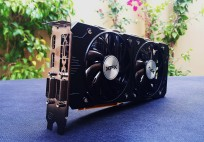 6- XFX Double Dissipation R9 380X Left Side