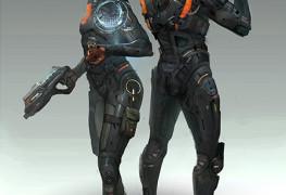 عرض تشويقي جديد للعبة Mass Effect Andromeda