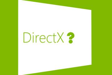 إصدار DirectX