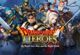 رسمياً متطلبات تشغيل لعبة Dragon Quest Heroes