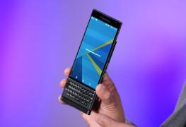 الهاتف الذكي Blackberry-priv