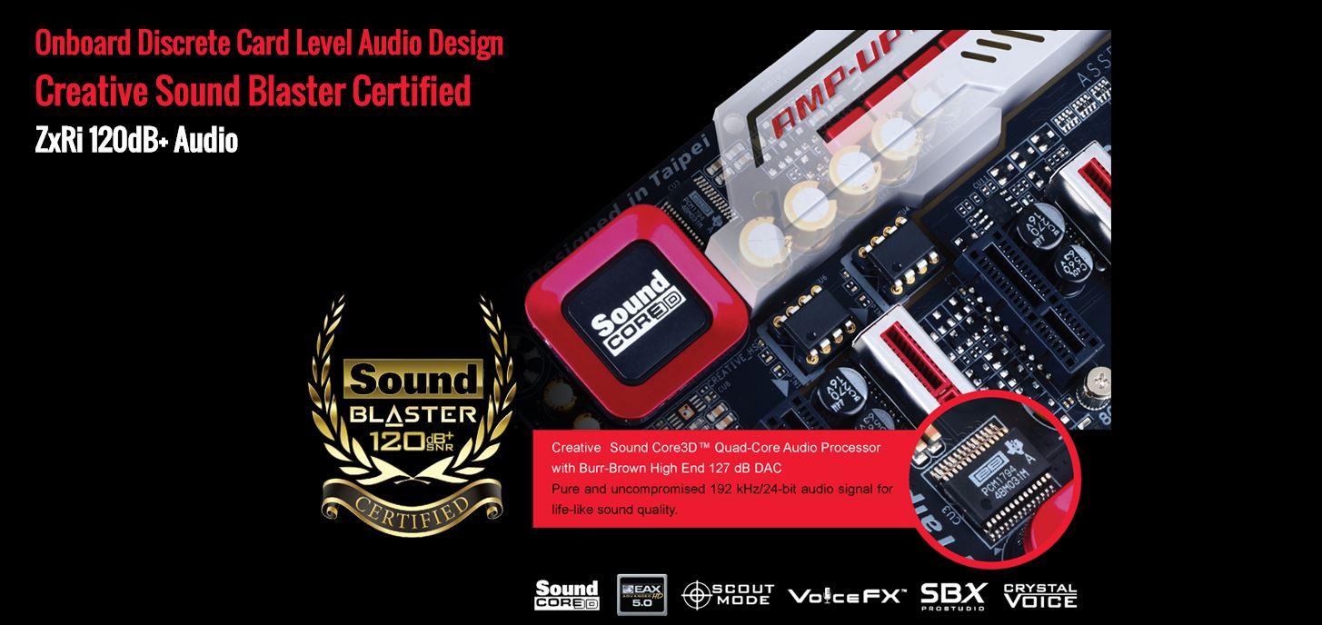 Creative Sound Blaster ZxRi