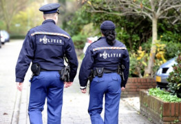 شرطة هولندية