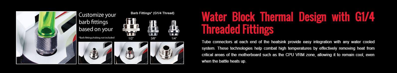 Water Block Thermal Design