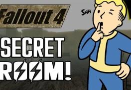 """كيف تذهب إلي الغرفة السرية """" مغارة على بابا """" بلعبة Fallout 4"""