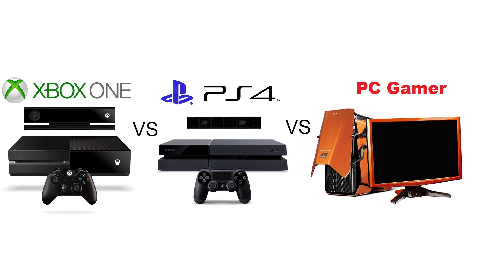 42e8d9c74 جميع مميزات وعيوب منصات الألعاب PC & Xbox One & PS4