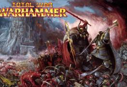 عرض القصة الأول للعبة الحروب الإستراتيجية Total War Warhammer