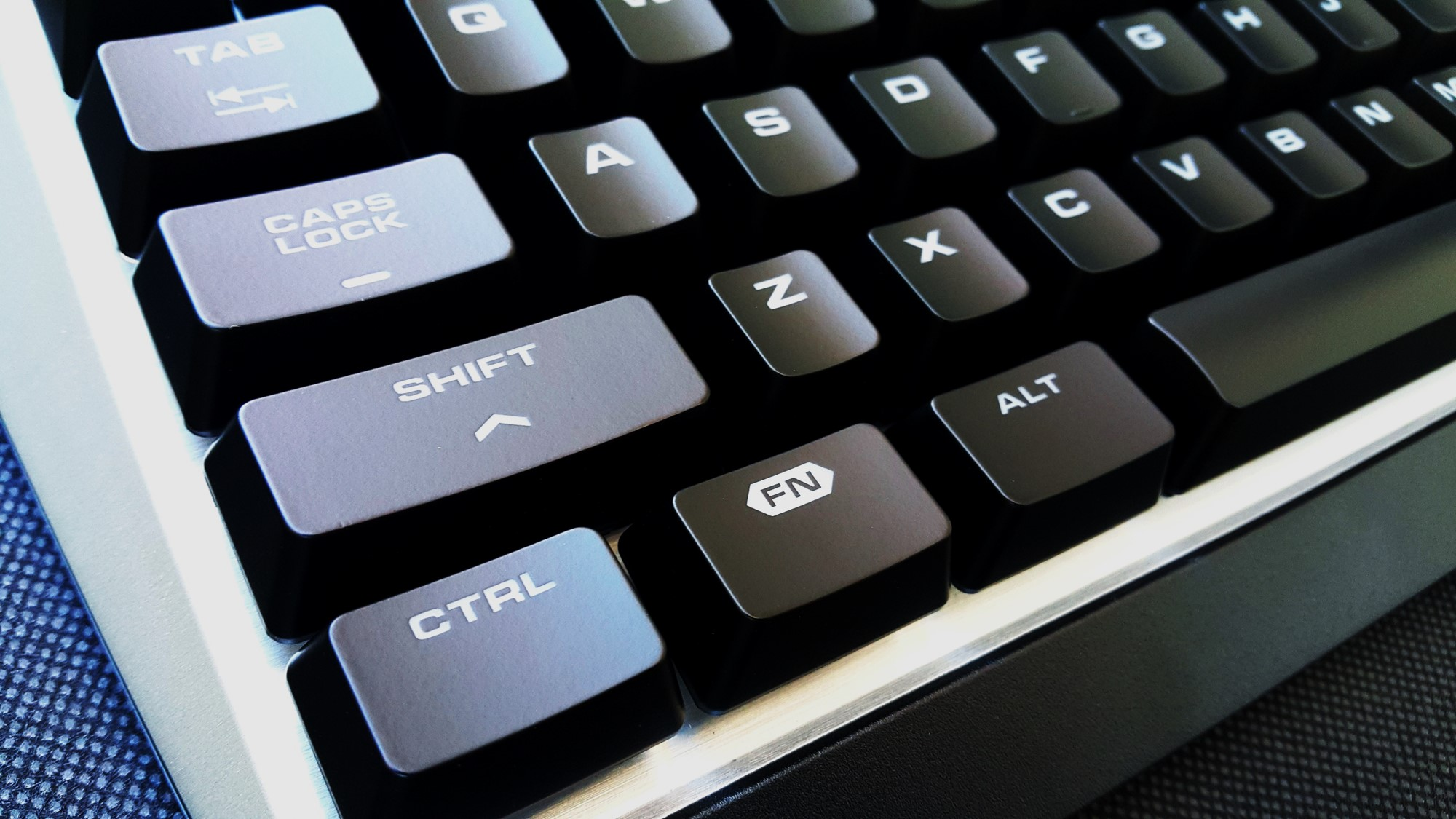 13- Cougar Attack X3 Mechanical Keyboard Windows Key Removed