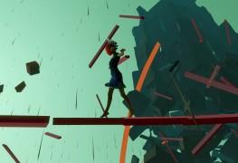 العرض الأول والصور الأولي للعبة Bound من استوديو Sony Santa Monica