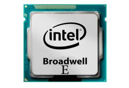 معالجات Broadwell-E