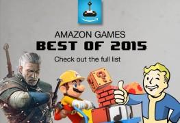 أفضل 10 ألعاب لعام 2015 مقدمة لكم من موقع Amazon