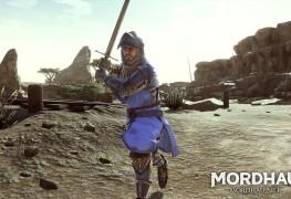 تعرف على لعبة القتال الملحمية بالسيوف Mordhau حصرية PC