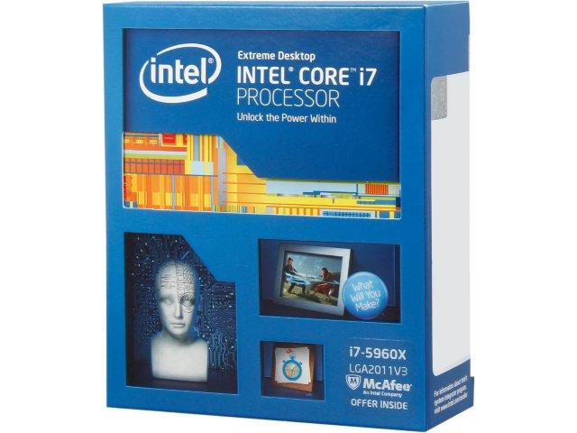 Intel i7-5960X