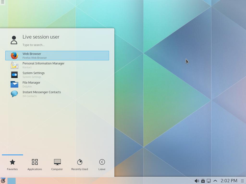 Kubuntu 15.04 alpha1