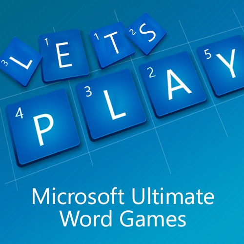 Microsoft-Ultimate-Word-Games لعبة جديدة من مايكروسوفت