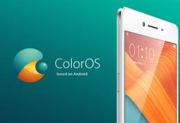 نظام تشغيل Oppo ColorOS
