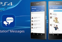حمل الآن تطبيق PlayStation Messages للهواتف الذكية مجاناً
