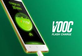 تقنية VOOC Flash Charge