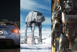 قائمة بأعلى 10 ألعاب مبيعياً بشهر نوفمبر لعام 2015