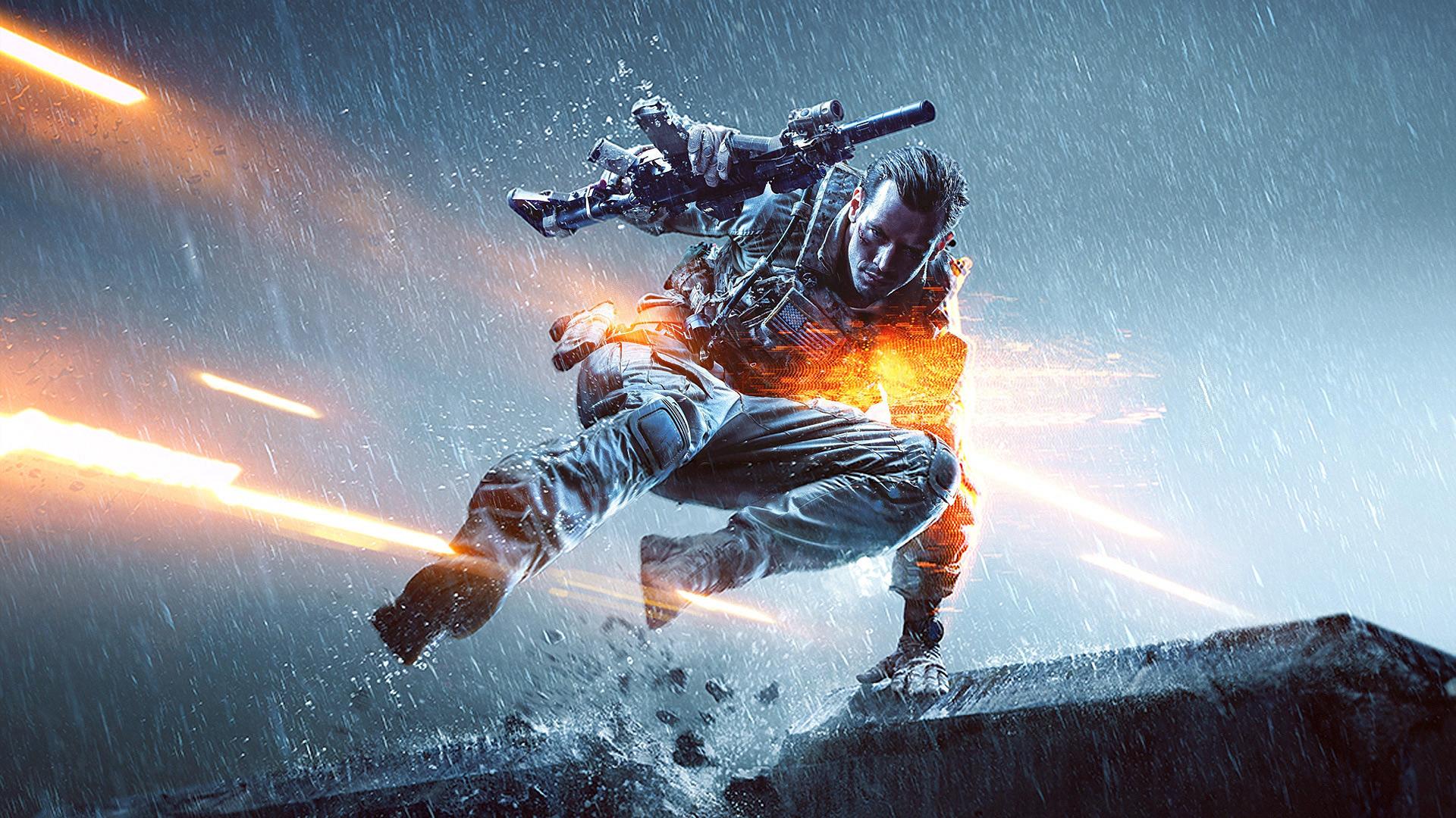 قد نرى مستوي رسوميات غير متوقع بلعبة Battlefield 5