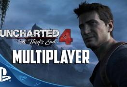 شاهد 9 دقائق من اللعب الجماعي بلعبة Uncharted 4: A Thief's End