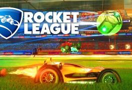 عرض إطلاق لعبة كرة القدم للسيارات Rocket League لمنصة Xbox One