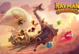 حمل الآن لعبة Rayman Adventures مجاناً على الهواتف الذكية
