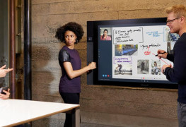 microsoft surface hub سورفيس هب