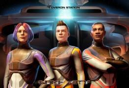 أول 7 دقائق للعبة الخيال العلمي Dome City والحصرية لمنصة PC