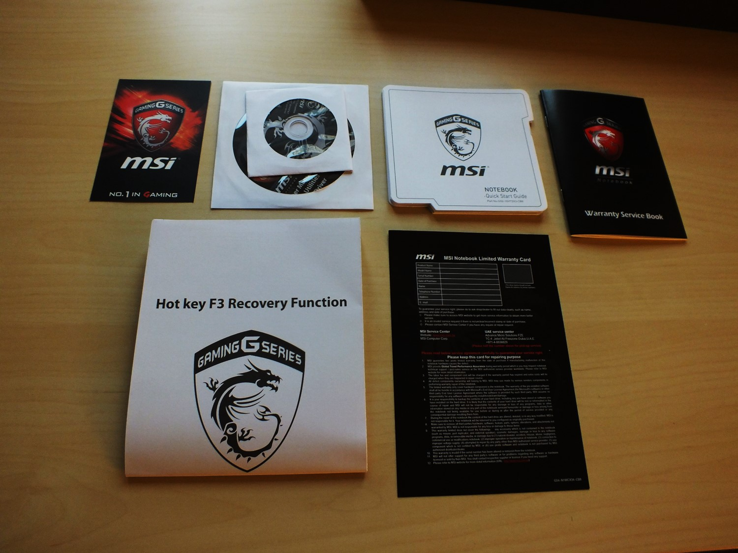 8- MSI GS60 6QE Ghost Pro Catalogus