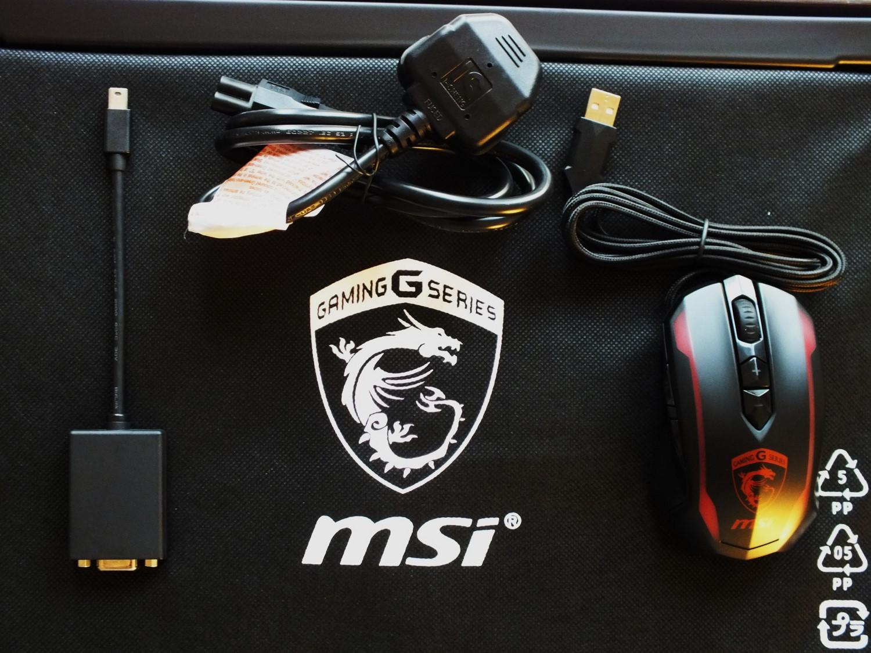 مراجعة الحاسب المحمول MSI GS60 6QE Ghost Pro - عرب هاردوير