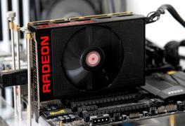 بطاقة AMD Radeon R9 NANO