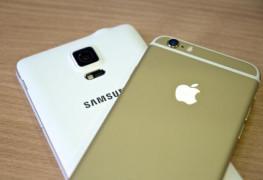تطبيقات من سامسونج لأجهزة أبل