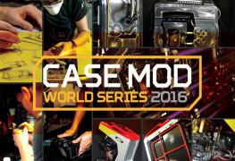 مسابقة Cooler Master Case Mod World Series 2016