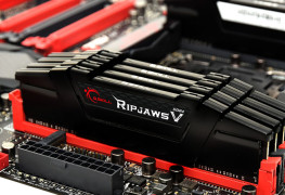 ذاكرة G.Skill 128GB DDR4 RipJaws V