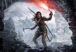 لعبة Rise of the Tomb Raider