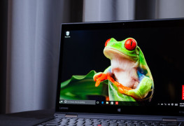 الجهاز المحمول Lenovo ThinkPad X1 Yoga