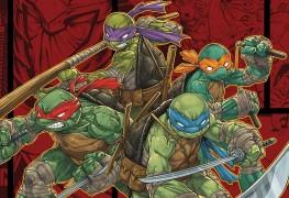 العرض الرسمي الأول للعبة السلاحف Teenage Mutant Ninja Turtles