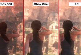 مقارنة لرسوميات Rise of the Tomb Raider على PC & Xbox