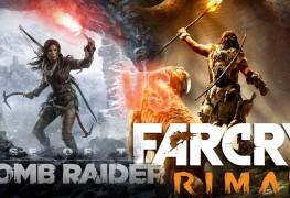 لعبتي Far Cry Primal & Rise of Tomb Raider تحت حماية Denuvo