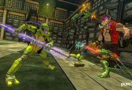 موعد إطلاق لعبة السلاحف Teenage Mutant Ninja Turtles بعرض جديد