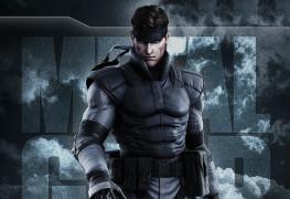 العرض الأول لريميك لعبة Metal Gear Solid والتى صدرت بالتسعينات